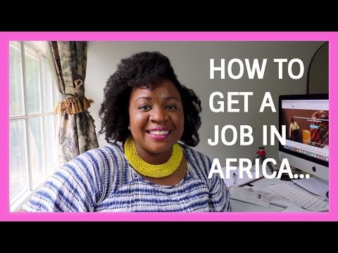 Moving to Africa (Nigeria): Job Hunting in Africa With Move Me Back & MBTN Global