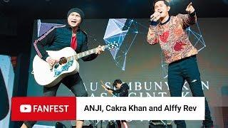 ANJI, Cakra Khan + Alffy Rev @ YouTube FanFest Jakarta 2018 MP3