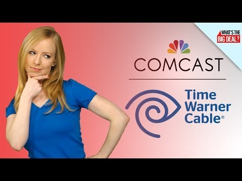 Comcast, Time Warner to Merge. How Much Worse Can It Get?