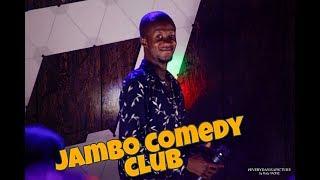 Jambo Comedy club ( Papa key )