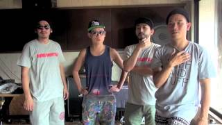 ONE LINK-FIRE CAMP TOUR-旭川番外編を目前にFIRE BALLのInterview映像...