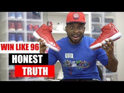 Honest Truth About Air Jordan 11 Win Like 96