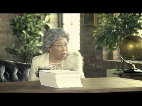 [2013 Campaign] samsung life insurance job interview in 2043 불꽃황혼 주식회사