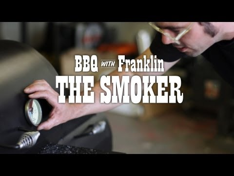 BBQ with Franklin: The Smoker