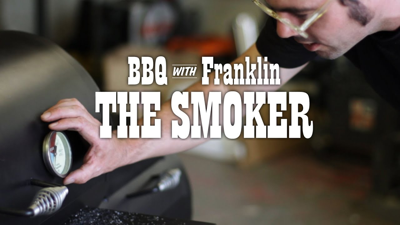 Engineering the Perfect Wood Fire Smoker Pit with Aaron Franklin