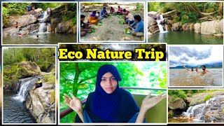OUR FIRST TREKKING TRIP   Eco Nature Trip   SKIS   Tamil
