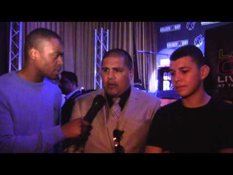 Fernando Vargas on BEEF with Oscar De La Hoya & Making Peace With Your Enemies...
