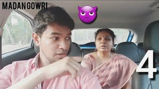 10 Questions to My Amma | Tamil | MG Celebrity Interview 1 | Madan Gowri