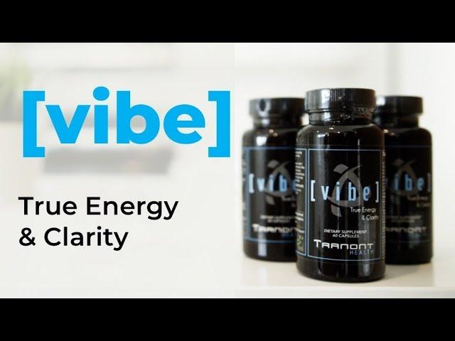 VIBE - True Energy and Mental Clarity | Tranont Health