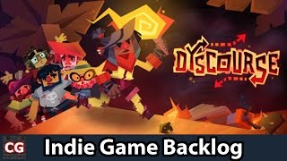 Indie Game Backlog: Dyscourse   4, 8, 15, 16, 23, 42