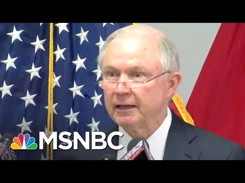 Donald Trump DoJ To Attack Affirmative Action In College Admissions: NYT | Rachel Maddow | MSNBC