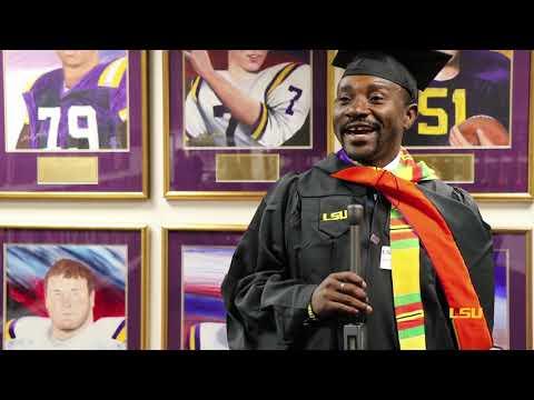 Construction Management Grad Tells His Story | LSU Online
