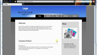 How to change the page file names in Web Easy 8