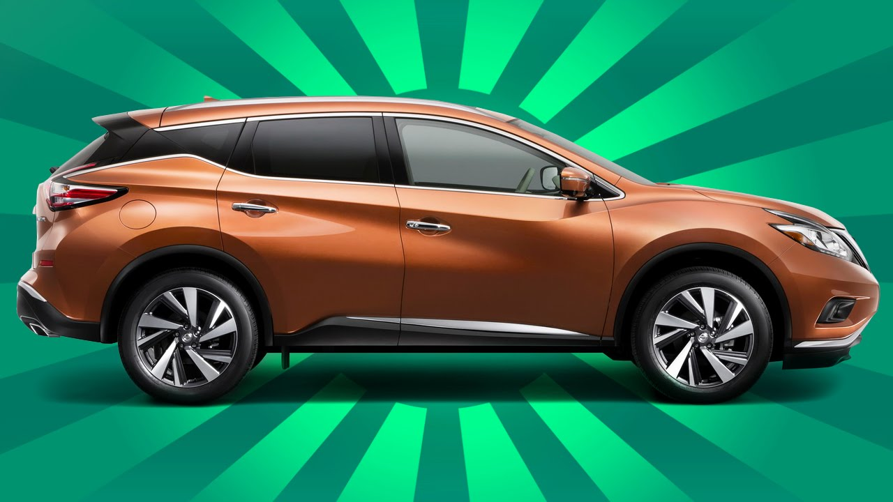 Nissan Murano Unboxing Review Its More Than Just A Sexy Looking Crossover