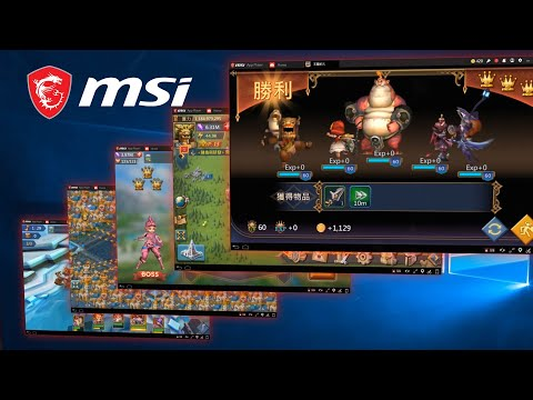 Msi App Player The Best Android Emulator For Pc Msi Youtube