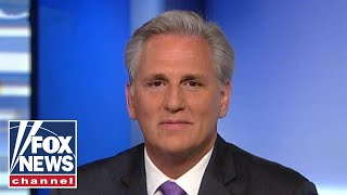 Rep. McCarthy: The socialist Democrats are taking over