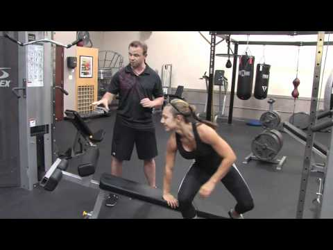 Building Your Body for Sports : Ab Pro Bench Abdominal Exercises