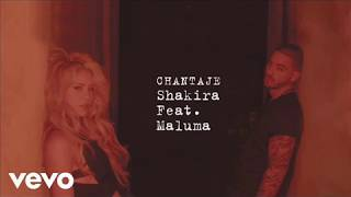Shakira ft Maluma - Chantaje [mp3]