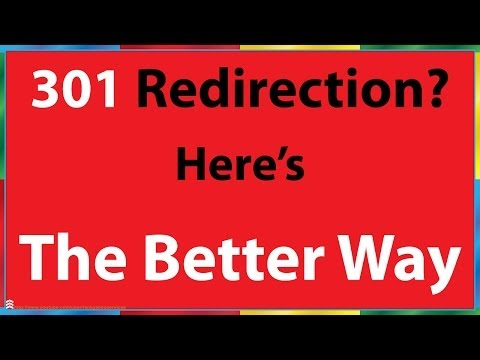 What is the Best Way to Do a 301 Redirect?
