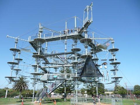 Mega Adventure Adelaide West Beach
