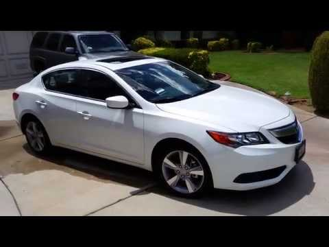 2015 Acura ILX Base Overview
