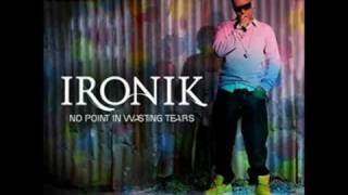 Watch Ironik Broken video