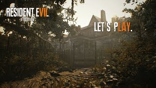 Let's Play Resident Evil 7 - #4 Spritztour mit DADDY