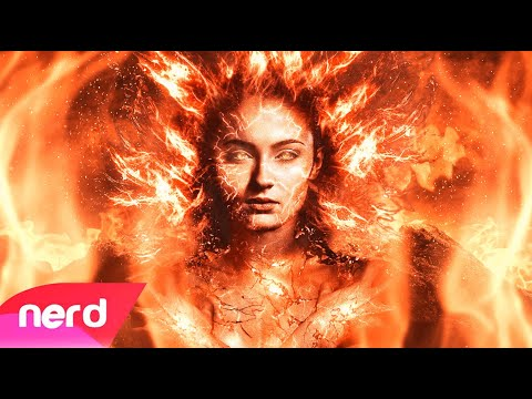 Dark Phoenix Song   This Fire Inside   #NerdOut ft Halocene