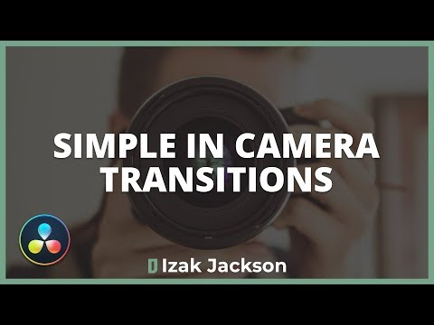 5 Simple Transitions You Can Use In Your Films