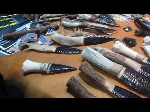 📞+374 41737503📞+79169058657👉 Ножи из обсидиана🔪 Редкие ножи из Армении. 🙋Компания Каменный Век