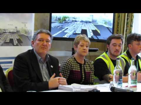 HS2 Crewe Media Briefing