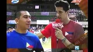 PBA All-Star Weekend || D Bossing Ping Show || 05/05/13
