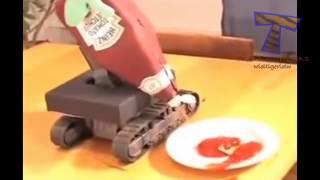 Kopie van Robots grappig