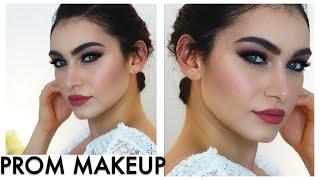 Prom Makeup // Pretty Slight Cut Crease Photo Friendly Makeup | Ruby Golani