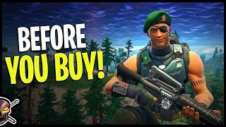 Garrison - Before You Buy - Fortnite