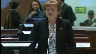 Norma Vallejo - Sesión 497 - #LeySeguridadSocial