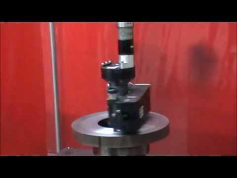 MM305i MIRAGE - станок для обработки фланцев