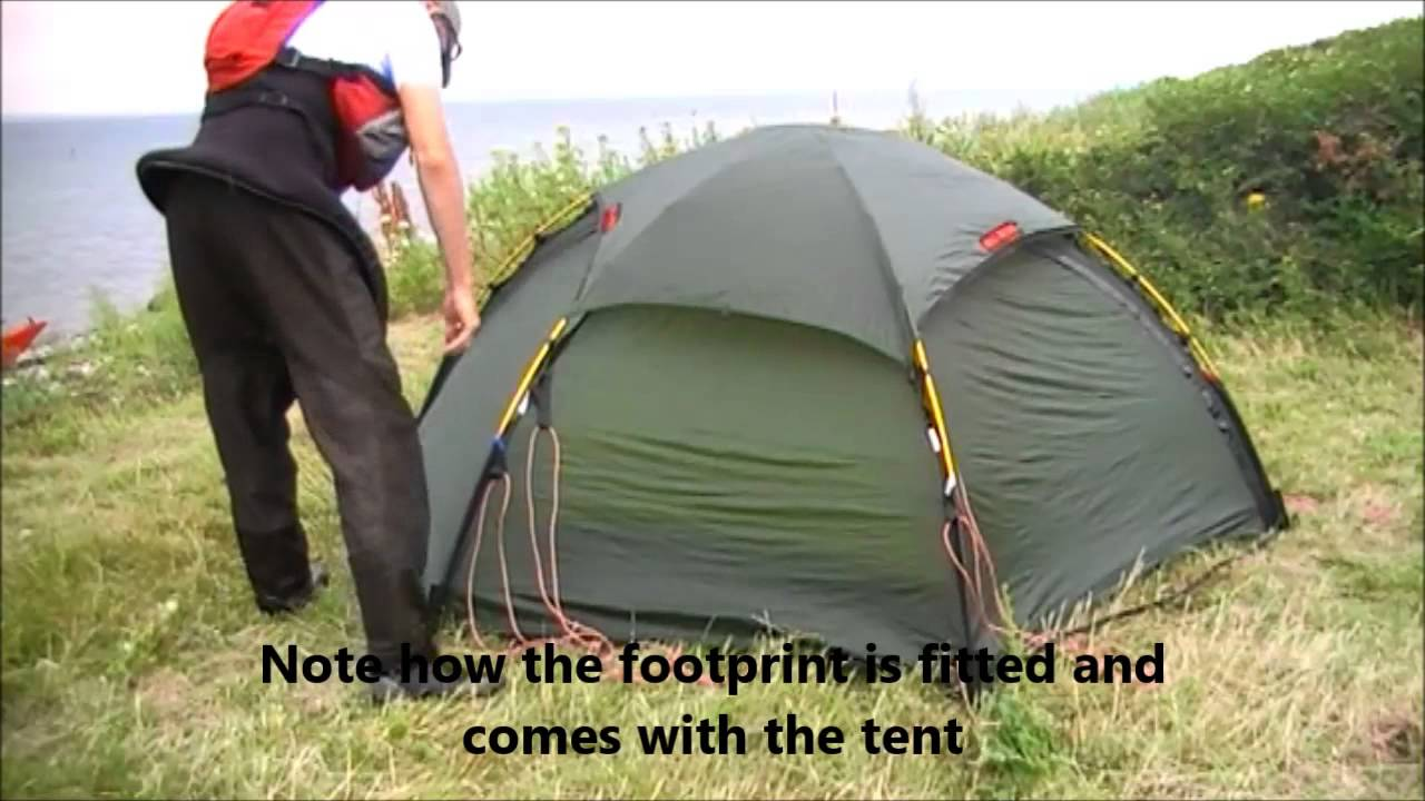 Hilleberg Allak - tent review & Hilleberg Allak - tent review - YouTube