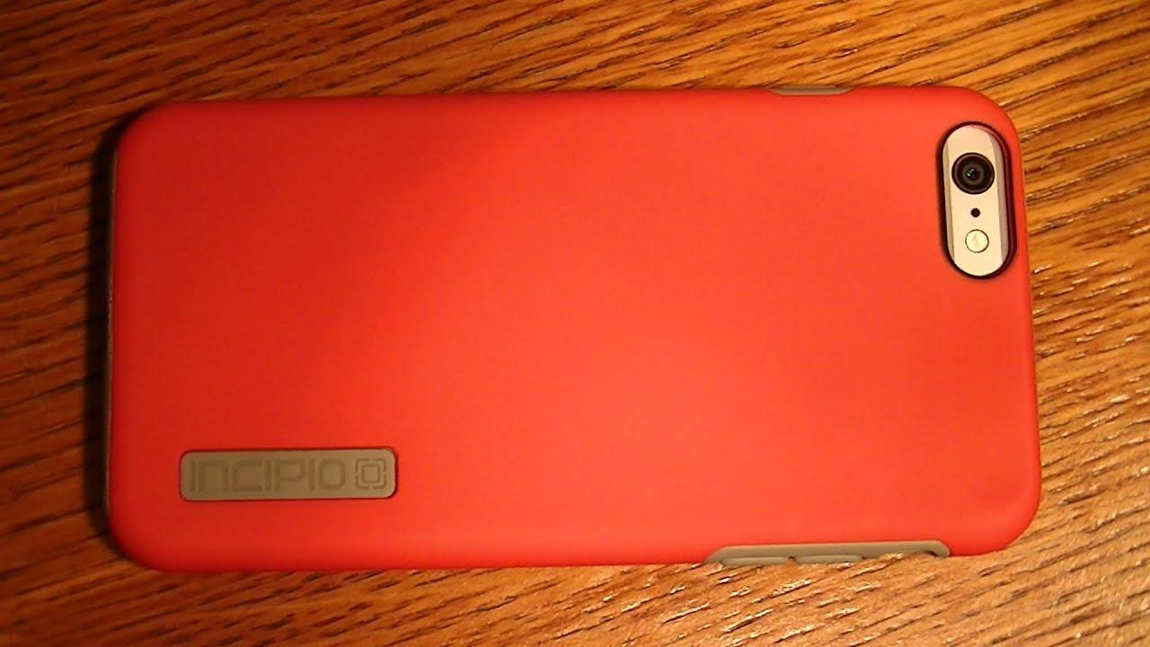 incipio iphone 6 case dual pro
