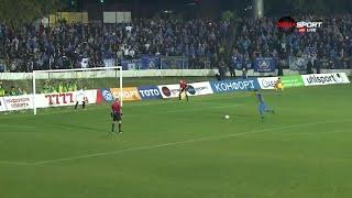 Черно Море 2:2 (7:6) Левски - Купа на България