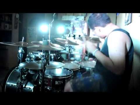 Raymon - Endless, A Silent Whisper - Urbandub [Tower Sessions] (Drum Cover)