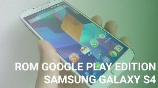 Recensione ROM Google Play Edition su Galaxy S4 da TuttoAndroid.net