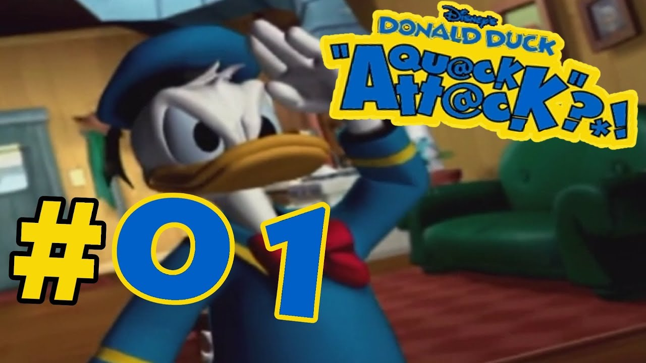donald duck spiel