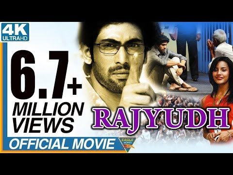 Rajyudh (Leader) Hindi Dubbed Full Movie || Rana Daggubati, Richa Gangopadhyay || Eagle Hindi Movies