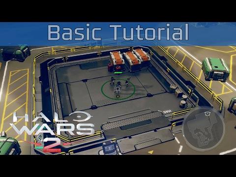 Halo Wars 2 - Basic Tutorial Walkthrough [HD 1080P]