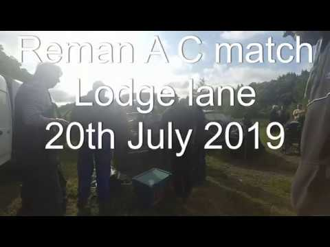 Reman Angling Club Fishing Match At Lodge Lane 20th July 2019