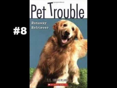 Tui T Sutherland 10 Best Books Youtube