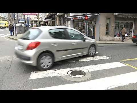 Así de mal están parques y calles de Ourense