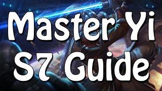 Season Master Yi Guide Tips Tricks