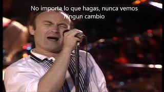 "PHIL COLLINS ""Colours"" (Live, 90) SUBTITULADA AL ESPAÑOL"